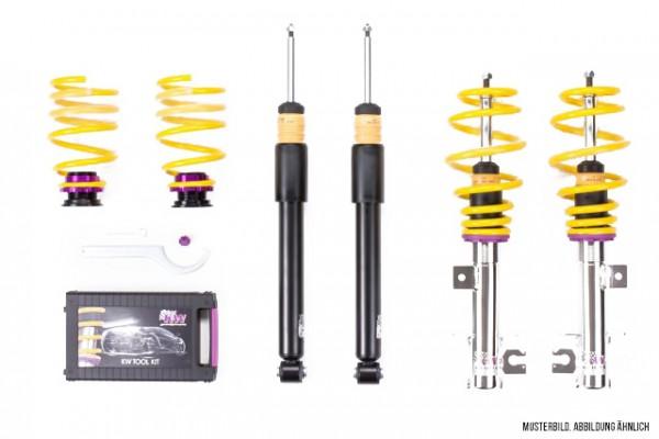 KW Variante 1 Gewindefahrwerk SUBARU IMPREZA Stufenheck GD/GG,GD/GGS 2.0 WRX STi AWD (GDB)
