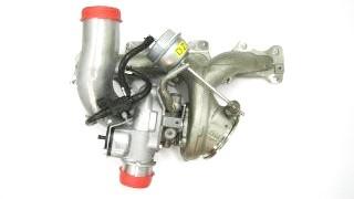 Turbolader Opel Z20LEH für Zafira A / B, Astra G / H