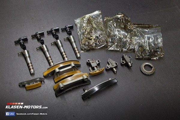 Insignia OPC V6 Steuerketten, Spanner, Gleitschienen, Steller, Sensor