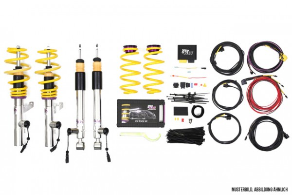KW DDC ECU Gewindefahrwerk BMW 4 Coupe 3C,M3,M3 GTS 420 i