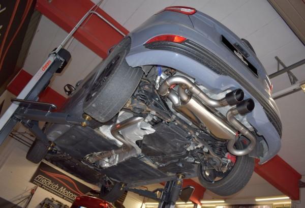 76mm Duplex-Anlage, Ford Focus 3 (DYB) ST 5-Türer