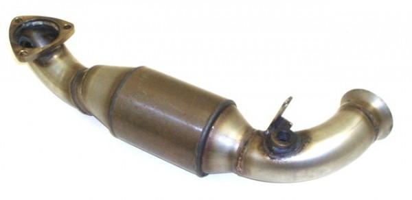 63mm Downpipe mit 200 Zellen Sport-Kat