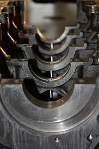C/Z20LEx Kolbenbodenkühlung MK3 incl. Düsen