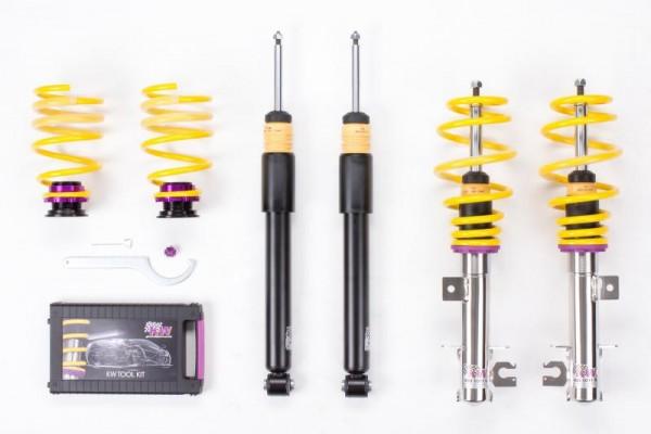KW Gewindefahrwerk Var. 1 Inox für Astra H GTC / OPC