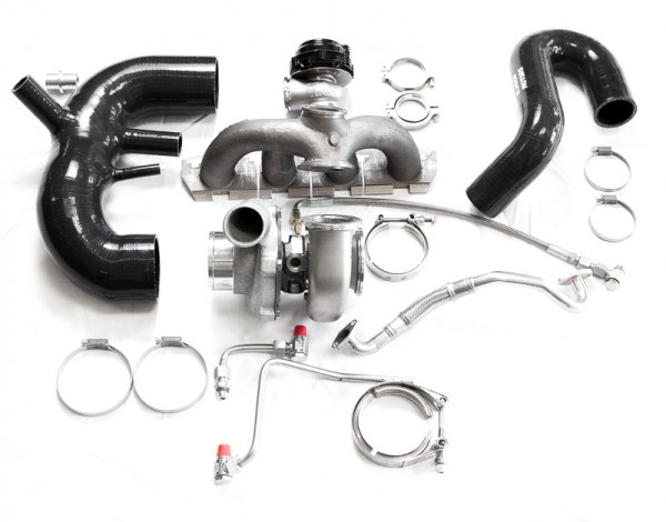 2.0 TFSI Turbo Kit: GTX2867R Gen II bis zu 550 PS