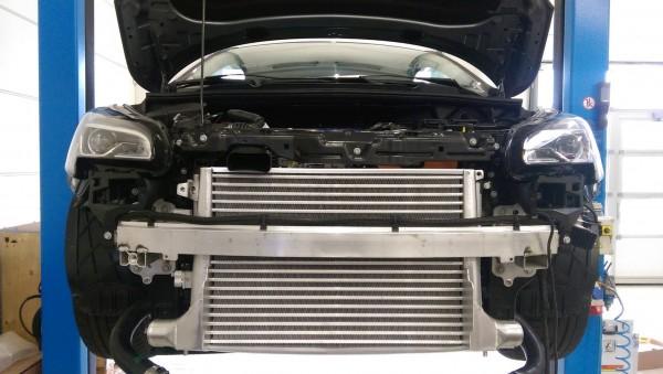 Ladeluftkühlerkit Opel Corsa E OPC