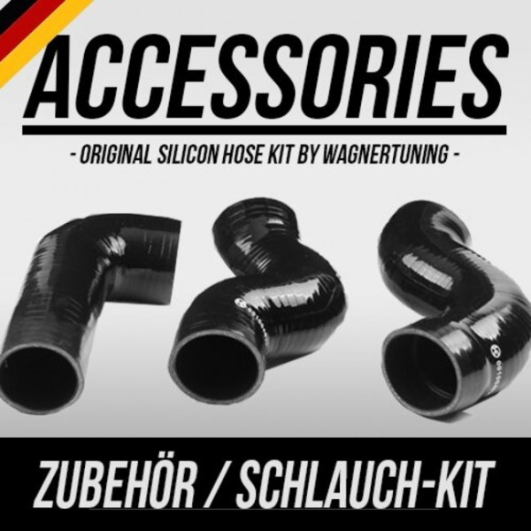 Wagner Silikonschlauch Kit Audi A4/A5 3,0 TDI