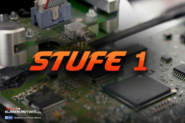 Stufe-1: 313 PS / 650 Nm auf 365 PS / 770 Nm