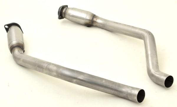 70mm Vorderrohr-Satz mit 200 Sport-Kat.