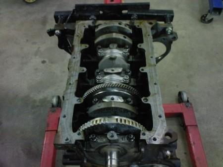 Teilemotor / Unterbau Z22LEH