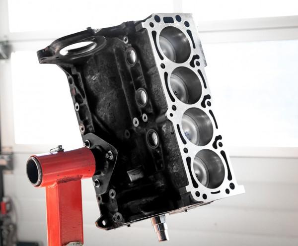 Teilemotor / Unterbau Z20LEx Stufe-4 / 5