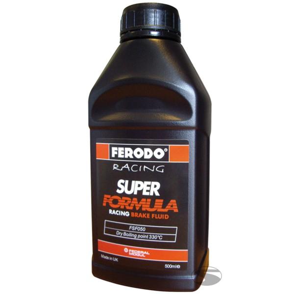 Ferodo Bremsflüssigkeit Racing Super Formula (0,5 Liter)