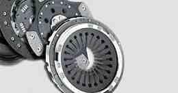 Sachs Performance Kupplungsscheibe Audi TTRS (sinter)