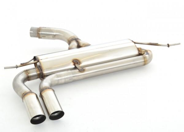 76mm Sportendschalldämpfer