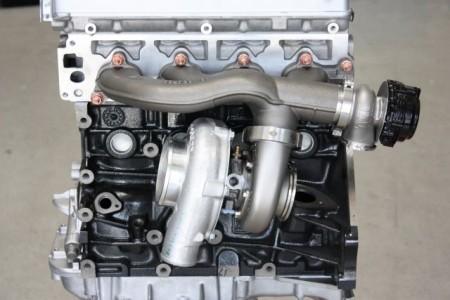 Abgaskrümmer Z20LEx GT-VBand